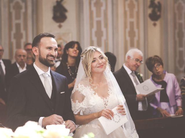 Il matrimonio di Marco e Ilaria a Rocca Susella, Pavia 39