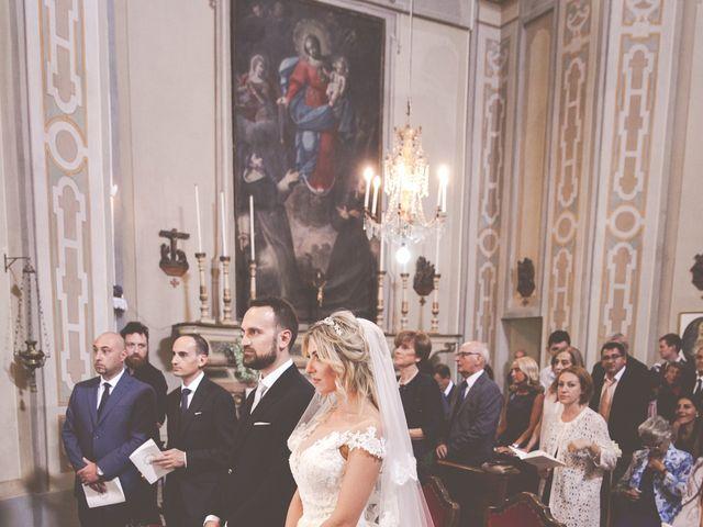 Il matrimonio di Marco e Ilaria a Rocca Susella, Pavia 41