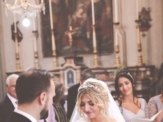 Il matrimonio di Marco e Ilaria a Rocca Susella, Pavia 42