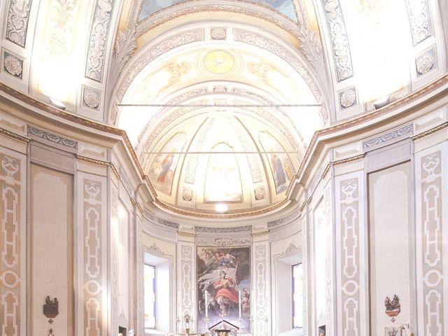Il matrimonio di Marco e Ilaria a Rocca Susella, Pavia 45