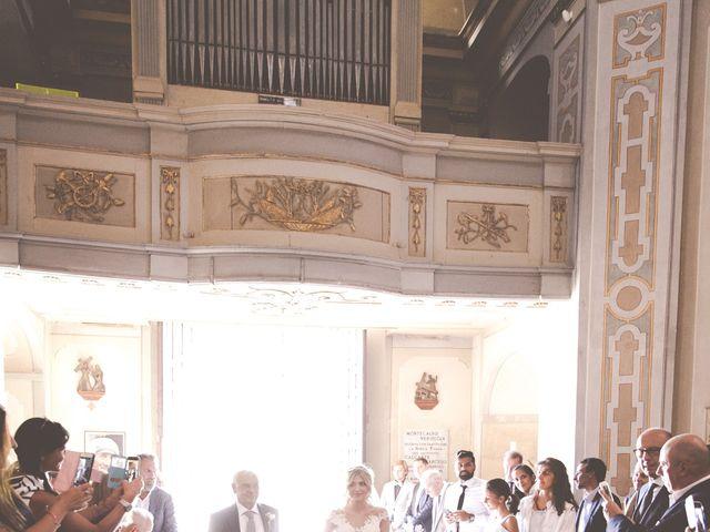Il matrimonio di Marco e Ilaria a Rocca Susella, Pavia 48