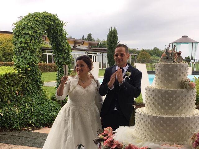 Il matrimonio di Fabrizio  e Giovanna  a Vercelli, Vercelli 1