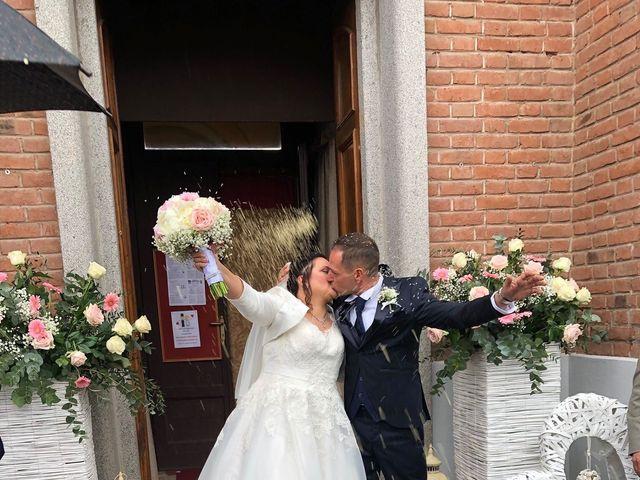 Il matrimonio di Fabrizio  e Giovanna  a Vercelli, Vercelli 2