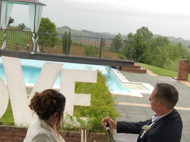 Il matrimonio di Fabrizio  e Giovanna  a Vercelli, Vercelli 6