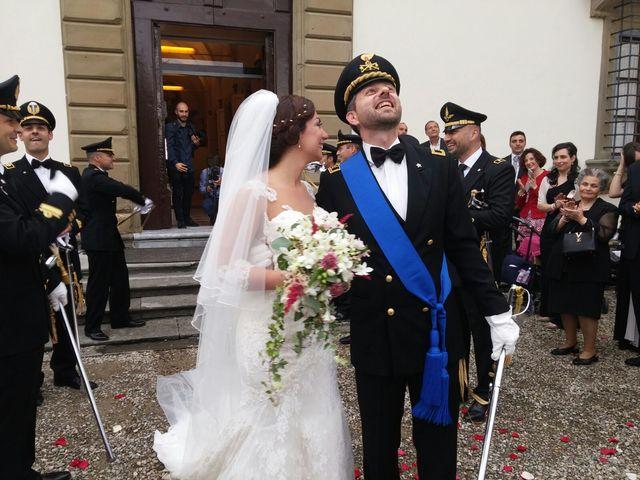 Il matrimonio di Gina e Emilio a Firenze, Firenze 1