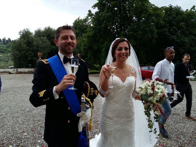 Il matrimonio di Gina e Emilio a Firenze, Firenze 4