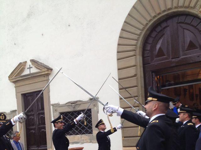 Il matrimonio di Gina e Emilio a Firenze, Firenze 5