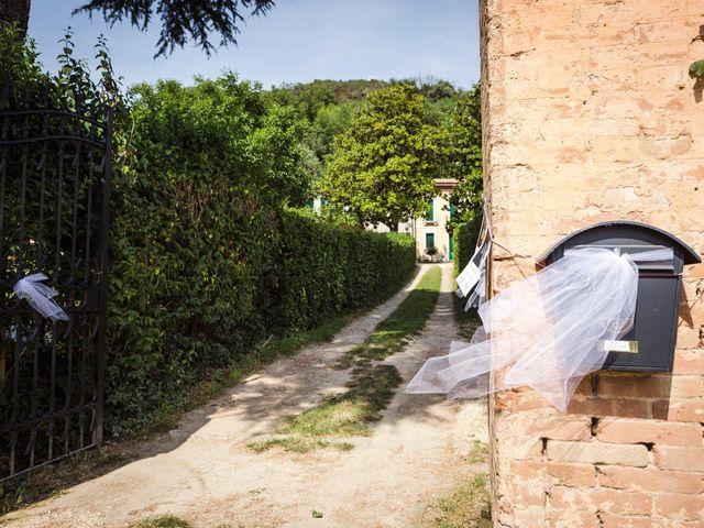 Il matrimonio di Emanuele e Daniela a Arquà Petrarca, Padova 3