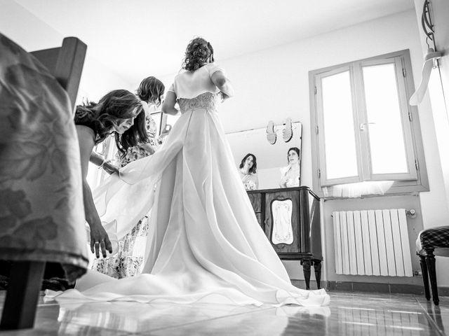Il matrimonio di Emanuele e Daniela a Arquà Petrarca, Padova 12