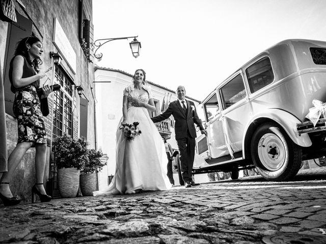 Il matrimonio di Emanuele e Daniela a Arquà Petrarca, Padova 22