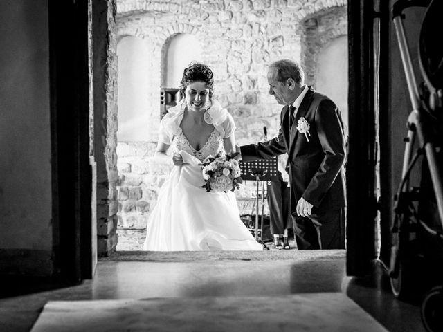 Il matrimonio di Emanuele e Daniela a Arquà Petrarca, Padova 23