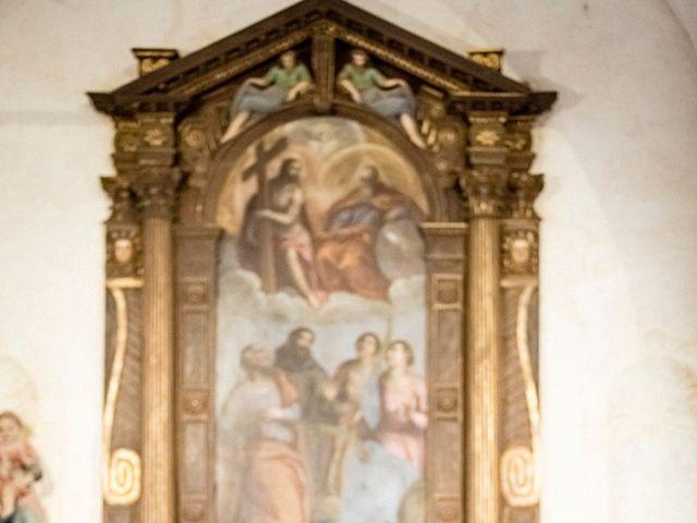 Il matrimonio di Emanuele e Daniela a Arquà Petrarca, Padova 25