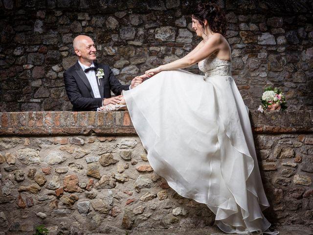Il matrimonio di Emanuele e Daniela a Arquà Petrarca, Padova 31