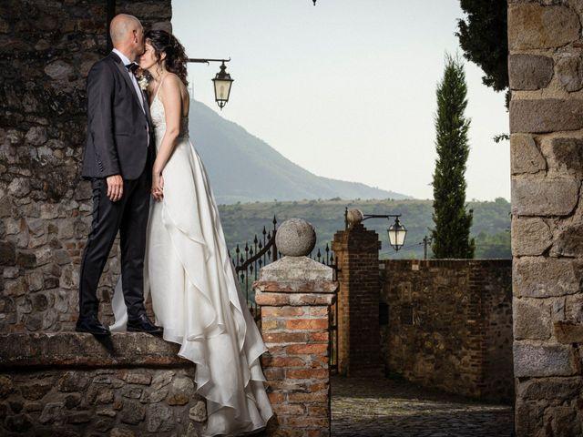 Il matrimonio di Emanuele e Daniela a Arquà Petrarca, Padova 34
