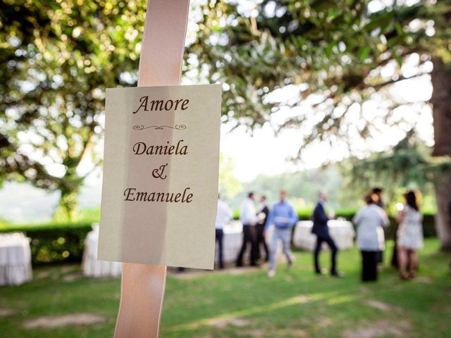 Il matrimonio di Emanuele e Daniela a Arquà Petrarca, Padova 38