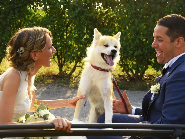 Le nozze di Alessia e Cristian