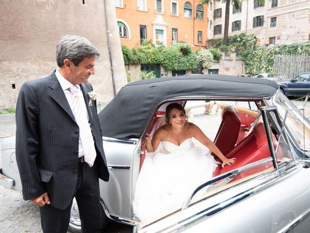 Il matrimonio di Alberto e Cristina a Roma, Roma 2