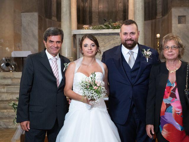 Il matrimonio di Alberto e Cristina a Roma, Roma 3
