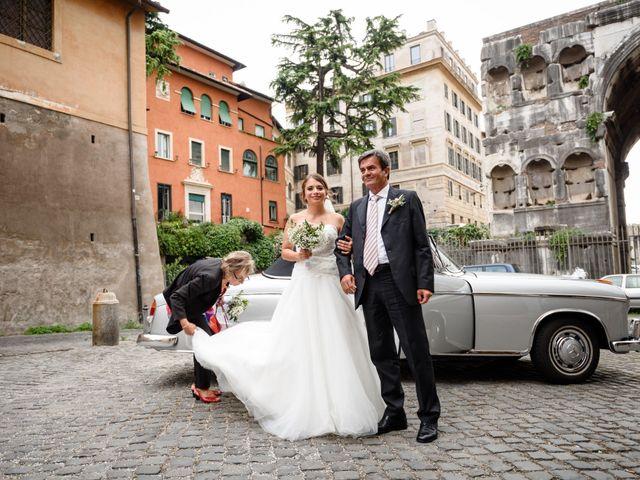 Il matrimonio di Alberto e Cristina a Roma, Roma 7