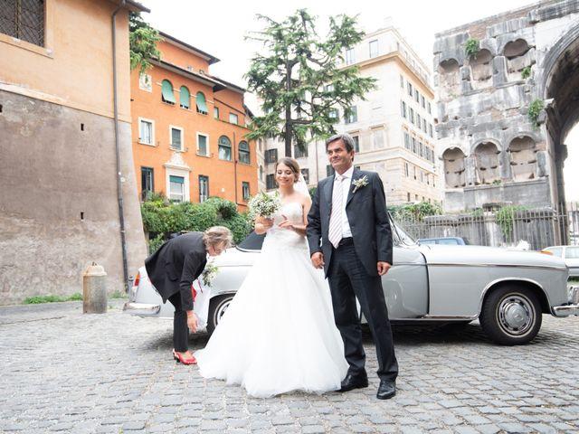 Il matrimonio di Alberto e Cristina a Roma, Roma 9