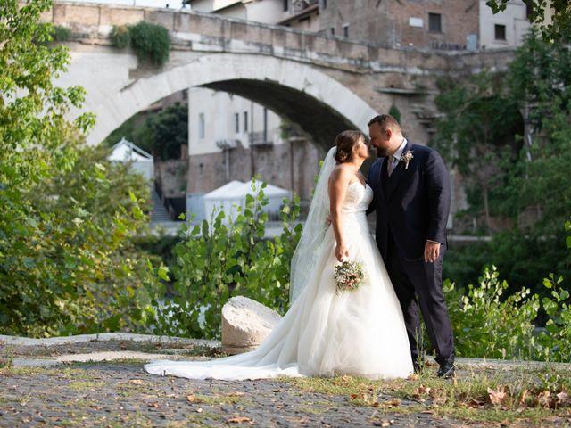 Il matrimonio di Alberto e Cristina a Roma, Roma 16