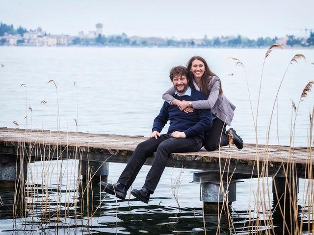 Il matrimonio di Gianandrea e Arianna a Calcinato, Brescia 6