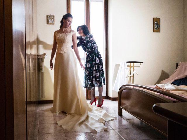 Il matrimonio di Gianandrea e Arianna a Calcinato, Brescia 15