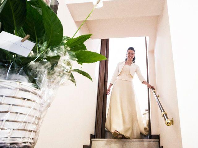 Il matrimonio di Gianandrea e Arianna a Calcinato, Brescia 18