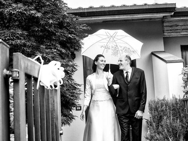 Il matrimonio di Gianandrea e Arianna a Calcinato, Brescia 20