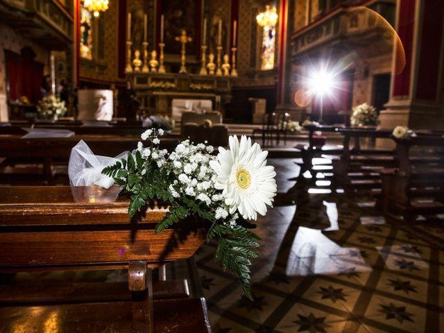 Il matrimonio di Gianandrea e Arianna a Calcinato, Brescia 21