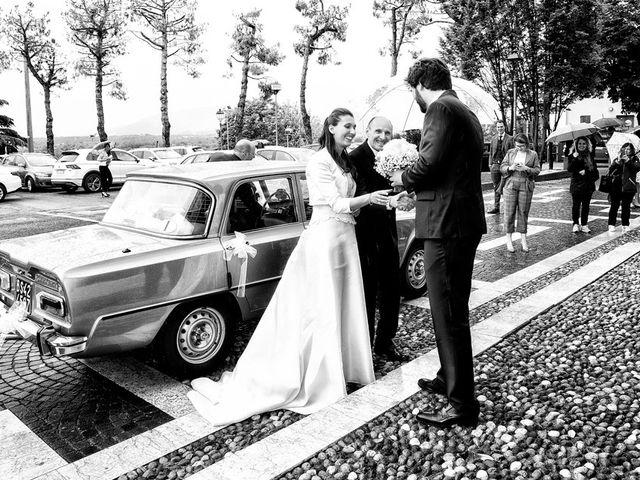 Il matrimonio di Gianandrea e Arianna a Calcinato, Brescia 25