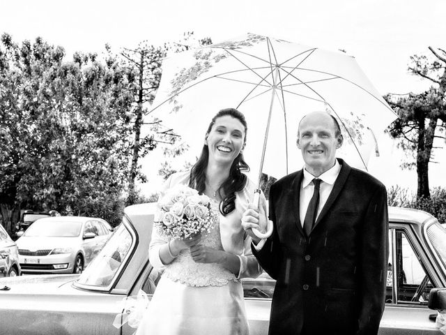 Il matrimonio di Gianandrea e Arianna a Calcinato, Brescia 26
