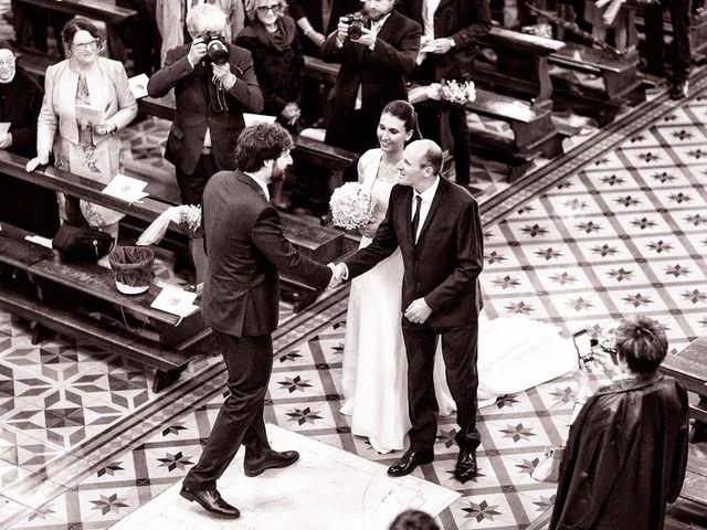 Il matrimonio di Gianandrea e Arianna a Calcinato, Brescia 29