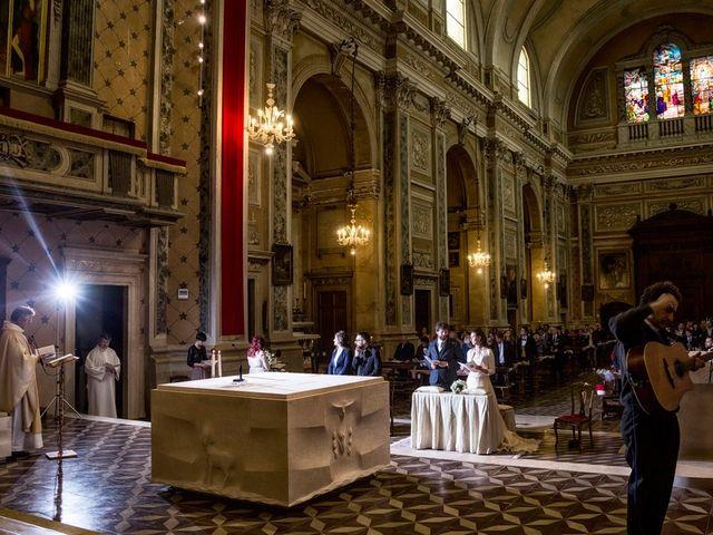 Il matrimonio di Gianandrea e Arianna a Calcinato, Brescia 30