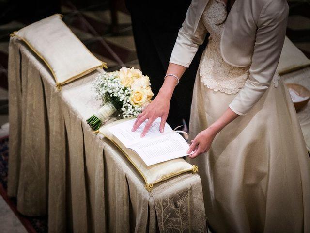 Il matrimonio di Gianandrea e Arianna a Calcinato, Brescia 32
