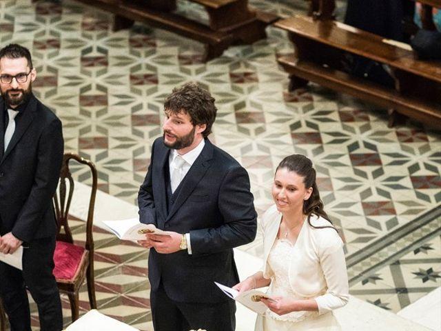 Il matrimonio di Gianandrea e Arianna a Calcinato, Brescia 34