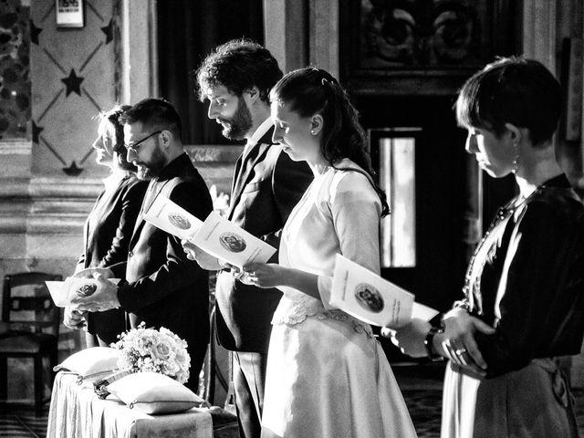 Il matrimonio di Gianandrea e Arianna a Calcinato, Brescia 37