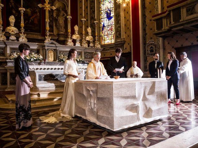 Il matrimonio di Gianandrea e Arianna a Calcinato, Brescia 38