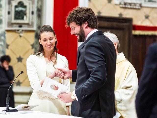 Il matrimonio di Gianandrea e Arianna a Calcinato, Brescia 39
