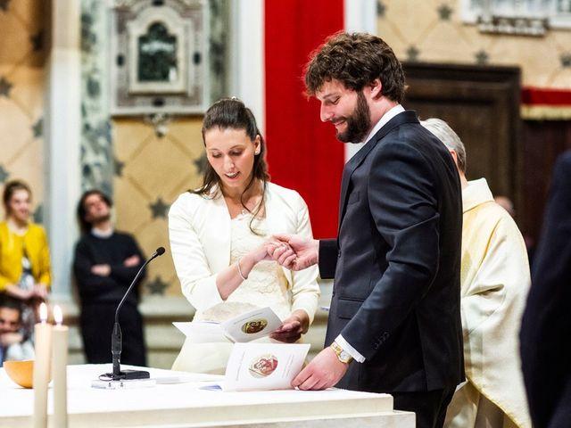 Il matrimonio di Gianandrea e Arianna a Calcinato, Brescia 40