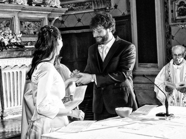 Il matrimonio di Gianandrea e Arianna a Calcinato, Brescia 41