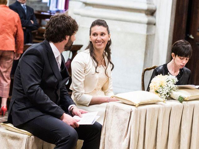 Il matrimonio di Gianandrea e Arianna a Calcinato, Brescia 43