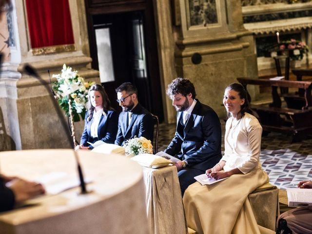 Il matrimonio di Gianandrea e Arianna a Calcinato, Brescia 45