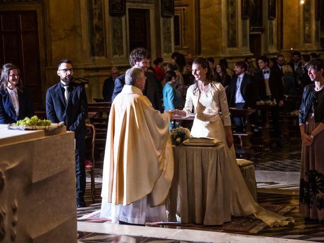 Il matrimonio di Gianandrea e Arianna a Calcinato, Brescia 46