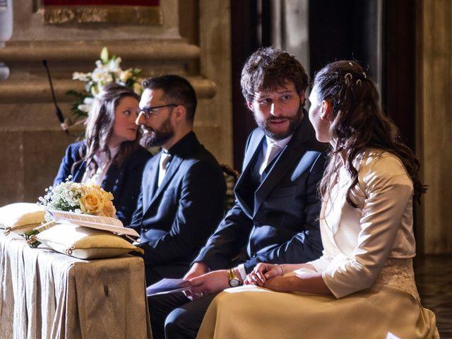 Il matrimonio di Gianandrea e Arianna a Calcinato, Brescia 47