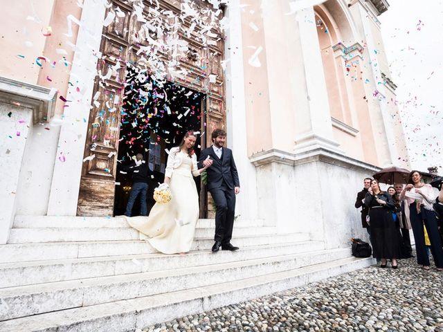 Il matrimonio di Gianandrea e Arianna a Calcinato, Brescia 50