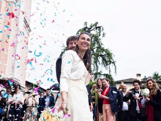 Il matrimonio di Gianandrea e Arianna a Calcinato, Brescia 52