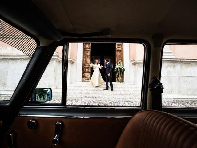 Il matrimonio di Gianandrea e Arianna a Calcinato, Brescia 53