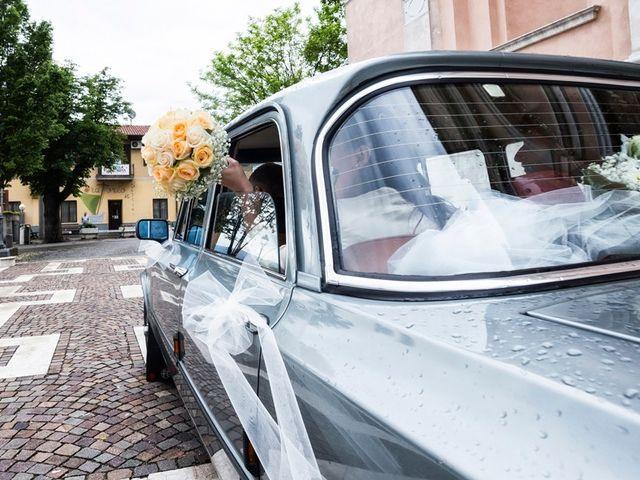 Il matrimonio di Gianandrea e Arianna a Calcinato, Brescia 54