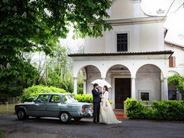 Il matrimonio di Gianandrea e Arianna a Calcinato, Brescia 55